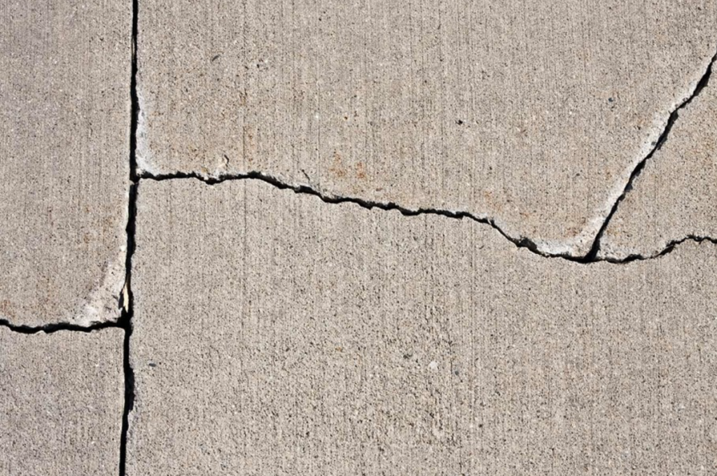 Fill Cracks And Resurface A Concrete Driveway In A Weekend Or Less Designer Concrete