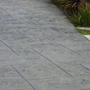 Designer Concrete Coatings Stamped Pattern Concrete